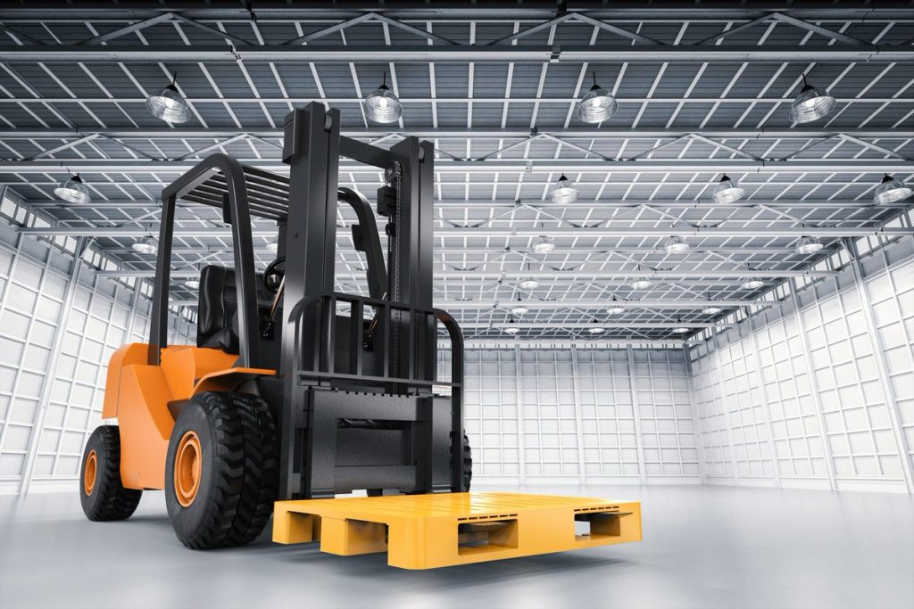 Five Common Types of Forklifts and Their Uses