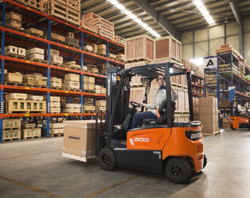 Five Fun Facts about Forklifts You Need to Know About