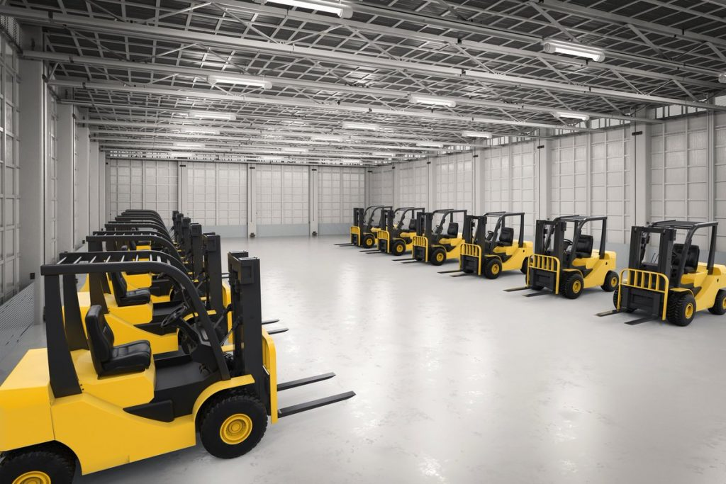 Five Reasons to Consider Investing in a Forklift